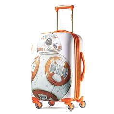 Star Wars luggage from American Tourister, including BB8!