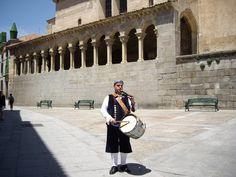 Tamborilero. Segovia