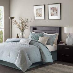 Attirant Madison Park Morris 7 Piece Bed Set