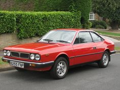 1984 Lancia Beta Coupe 2000 i.e.