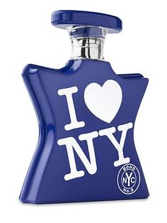 I LOVE NEW YORK by Bond No.9 Just because , I do Love New York!!