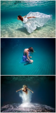 Island Connoisseur Elena Kalis' Underwater Photography