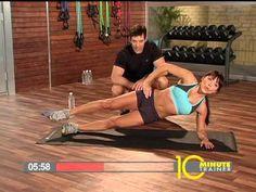 Tony Horton 10 minute trainer ABS