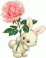 The perfect Bunny Gif Sparkle Animated GIF for your conversation. Discover and Share the best GIFs on Tenor. Happy Easter Gif, Happy Easter Greetings, Easter Wishes, Easter Printables, Printable Crafts, Easter Clip Art Free, Home Bild, Easter Bunny Pictures, Glitter Images