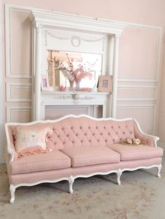 beautiful french sofa