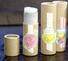 This easy homemade solid perfume recipe makes a wonderful homemade gift idea for the holidays! Tuck them into the stockings of your favorite scent divas!