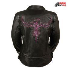 women's stylish leather jackets