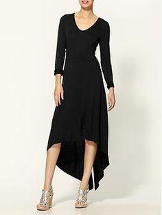 BCBGeneration Slit Back Maxi Dress | Piperlime