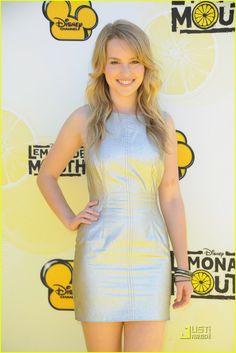 Bridgit Mendler: Lemonade Mouth Premiere!