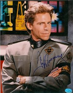 Jeff Conaway : best known for Taxi, Grease and Babylon 5