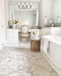 Bathroom Update: Adding Stylish Storage to Control the Clutter - My Texas House French Country Bedrooms, French Country House, French Country Decorating, Country Style, Rustic French, Modern Country, Large Bathrooms, Small Bathroom, Country Bathrooms