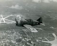 The  F2A Brewster Buffalo navy fighter