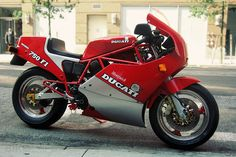 1986 Ducati F1 Montjuich / 750cc / Only 200 produced
