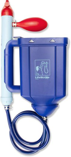 The LifeStraw Family gravity-based water filter(view larger). Safe Purified Water for Home Camping and More The award-winning world-renowned LifeStraw Family large volume water fi.