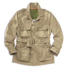 Beretta Sport Safari Jacket - This is just sick