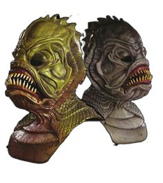 Ripper Silicone Mask : Immortalmasks.com an amazing site for realistic/scary masks and costumes