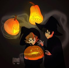 Pidge & Keith making some magic! ✨ Happy Halloween everyone!!