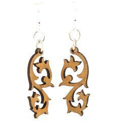 Tribal Blossoms # 130 - Green Tree Jewelry
