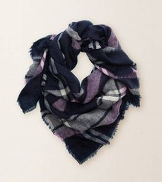 I love the blanket scarf trend and I'm definitely getting one, I'm just not sure which color yet