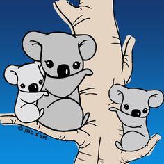 Koalas / Joanfriends