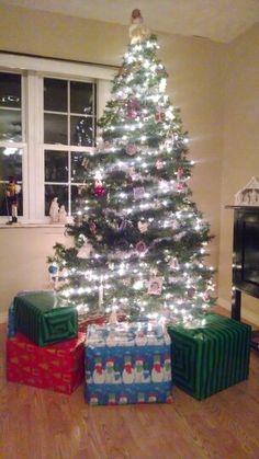 keep christmas tree away from baby | My DIY Christmas Tree baby ...