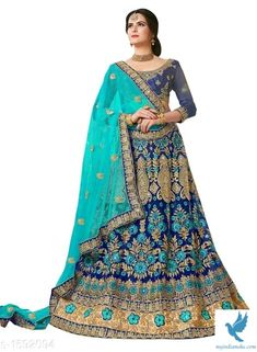 - MYiNDiAMAKE Anarkali Lehenga, Ghagra Choli, Silk Dupatta, Choli Designs, Lehenga Designs, Lehenga Choli Online, Indian Wedding Outfits, Whatsapp Messenger, Satin