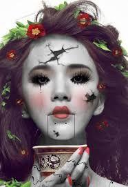 maquillajes de halloween -