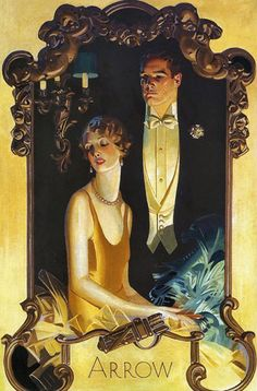 Charles Beach Leyendecker | Before Rockwell, a Gay Artist Defined the Perfect American Male ...