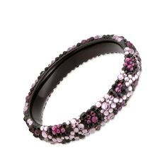 Blossom Crystal Bangle   #swarovski, #bangle, #crystal   http://www.playbling.com/en/crystal-jewelry/blossom-crystal-bangle.html