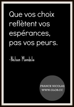 Your choices reflect your experiences not ur fears? Small Words, Cool Words, Wise Words, French Words, French Quotes, Like Quotes, Happy Quotes, Spiritual Quotes, Positive Quotes