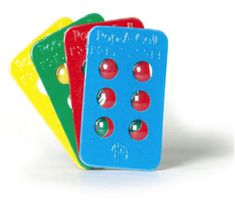 A great list of activities and materials to introduce braille.