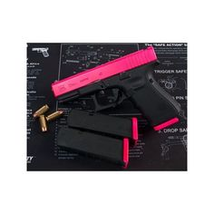 Love this Glock | Guns | Pinterest ❤ liked on Polyvore featuring weapons