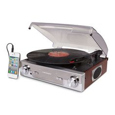 Tech Turntable Mahogany, $69.95, now featured on Fab.
