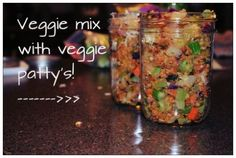 great idea for healthy on the go lunch!