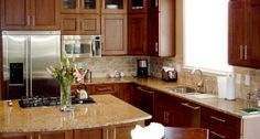 Bridgewood Kitchen Gallery|Check out Mettes Cabinet Corner to see more ideas .