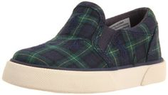 "Polo by Ralph Lauren Bal Harbour Repeat Slip-On Sneaker (Toddler/Little Kid) Polo Ralph Lauren. $14.99. This shoes / sandals / boots style name or model number is Bal Harbour Repeat. Measurements: 0.5"" heel. Width: M. Material: Fabric Upper and Rubber Outsole. Rubber sole. Canvas. Color: Navy Plaid/Navy Ponies Canvas"