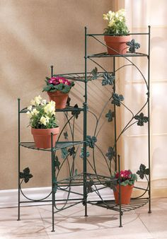 Tiered Plant Stand. $34.97