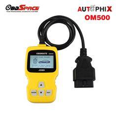 Automotive Diagnostic Scanner For Japanese Cars AutoPhix OBDMATE OM500 OBDII OBD Auto OBD2 Scanner For Mazda For Toyota Honda