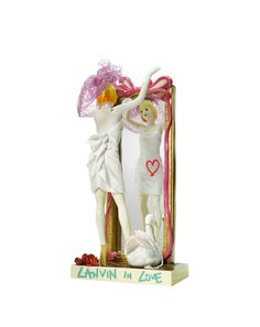 "Shop Iconic Lanvin Dolls ""Miss Lanvin"", hand-crafted and limited series product. Shop online now at Lanvin. Lanvin, Iconic Women, Presents, Dolls, Christmas Ornaments, Holiday Decor, Winter, Inspiration, Collection"