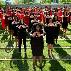 Spring Omicron Xi Chapter At Emory University Delta Sigma Theta Apparel, Alpha Kappa Alpha Sorority, Sorority And Fraternity, Sorority Sisters, Sorority Life, Sorority Pictures, Black Fraternities, Delta Girl, Party Queen