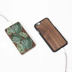 The wooden power banks are back in stock. Shop them on woodd.it #Woodd #TheBasicWoodenCharger #Tech #FashionTech #Illustration