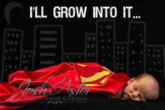Superman baby capewww.facebook.com/joshastorphotographydesign