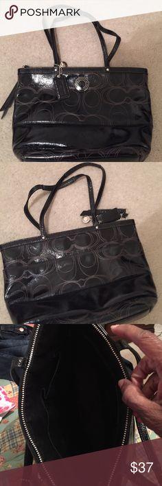 Coach pocketbook  real Coach pocketbook (real) Coach Bags Shoulder Bags