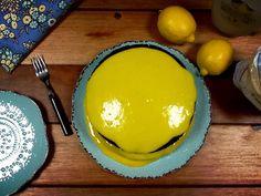 Bolo de chocolate e limão :: Pimenta na cozinha