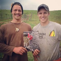 farm kings - They are beautiful men.
