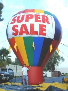 This world is full of products and the best way to make them popular is to advertise those using promotional balloons. This approach is very simple and it is eye catching and captivating. Check this link right here http://www.usablimp.com for more information on Promotional Balloons. There are several ways to capture the attention of the customer but the most famous of them all is to advertise on the balloon.
