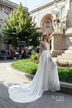 f14b5b9018751 AURORA COUTURE — Wed Planet Couture Wedding Gowns
