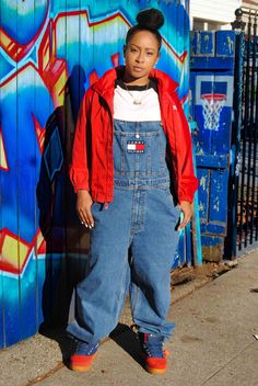 f3891d8a 1990s Tommy Hilfiger Jacket Red/Navy. Tommy Hilfiger Jackets, 90s Fashion,  1990s. Hella Thrifty