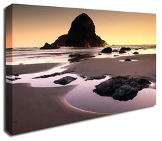 Simply Canvas have a variety of seascape canvas prints. Original wall art from Wall Prints, Canvas Art Prints, Canvas Wall Art, Mountain View, Beach, Water, Outdoor, Products, Gripe Water