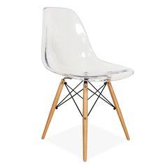 Inspiriert Vom Stuhl DSW Von Charles Ray Eames Die Struktur Der Beine Erinnert An